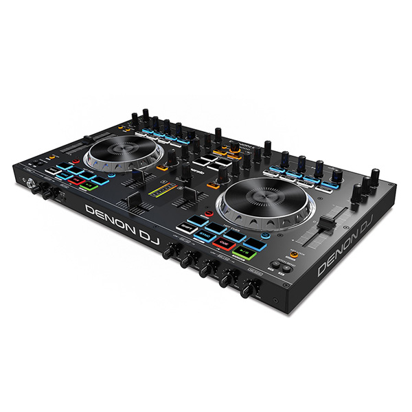 Denon(デノン) / MC4000 PCDJコントローラー 【Serato DJ Intro 無償】【次回納期未定】