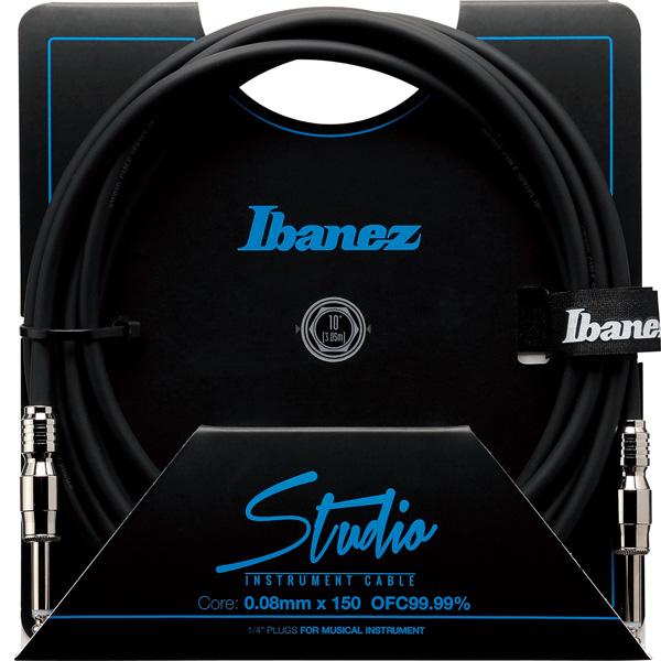 Ibanez(アイバニーズ) / HF (Hundred Fifty) Studio Cable 【HF10】(3.05m/SS) - ハイエンド・ギターケーブル - シールド