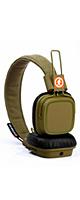 Outdoor Tech(アウトドアテック) / Privates (Army Green) - Bluetooth対応 ワイヤレスヘッドホン - 大特典セット