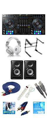 Pioneer(パイオニア) / DDJ-RZ & S-DJ80X 激安プロ向けCセット 【rekordbox dj 無償】 14大特典セット