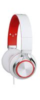 ECOOPRO / ステレオポータブルヘッドホン (White/Red) ■限定セット内容■→ 【・最上級エージング・ツール 】