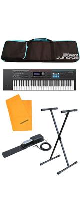 【オススメAセット】Roland(ローランド) / JUNO-DS61 - 61鍵 シンセサイザー  3大特典セット