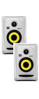 KRK(ケーアールケー) / Rokit RPシリーズ RP4G3W - アンプ内蔵スタジオモニタースピーカー 【2台 1ペア】 1大特典セット