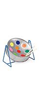 Panland / Rainbow Piti Steel Pan - スティールパン (スティールドラム) -