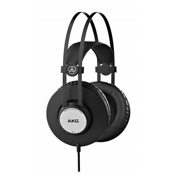 AKG(アーカーゲー) / K72 - 密閉型スタジオモニタリングヘッドホン - 1大特典セット