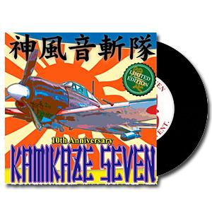 DJ $hin / Kamikaze Seven [7
