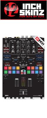 ■ご予約受付■ 12inch SKINZ / Pioneer DJM-S9 SKINZ (BLACK) - 【DJM-S9用スキン】