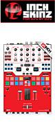 ■ご予約受付■ 12inch SKINZ / Pioneer DJM-S9 SKINZ (RED) - 【DJM-S9用スキン】