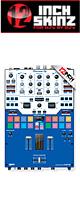 ■ご予約受付■ 12inch SKINZ / Pioneer DJM-S9 SKINZ (BLUE) - 【DJM-S9用スキン】
