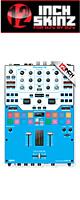 ■ご予約受付■ 12inch SKINZ / Pioneer DJM-S9 SKINZ (LITE BLUE) - 【DJM-S9用スキン】