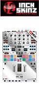 ■ご予約受付■ 12inch SKINZ / Pioneer DJM-S9 SKINZ Metallics (MIRROR SILVER) - 【DJM-S9用スキン】