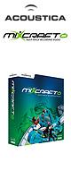 ACOUSTICA(アコースティカ) / Mixcraft 6  - Windows専用 音楽制作・動画編集ソフト -
