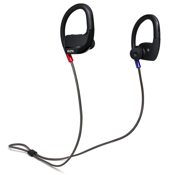 ADVANCED / EVO X - Bluetooth対応 ワイヤレス スポーツイヤホン 1大特典セット