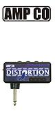 AMPCO(アンプコ) / DISTORTION 【USB充電ギター用ヘッドホンアンプ】