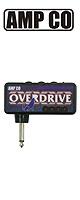 AMPCO(アンプコ) / OVERDRIVE USB充電ギター用ヘッドホンアンプ