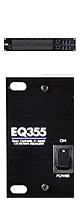 ART(エーアールティー) / EQ355 - デュアル31バンド2/3オクターブグラフィックEQ -