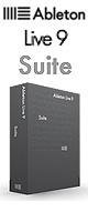 Ableton(エイブルトン) / Live9 Suite 【BOXバージョン】 大特典セット