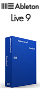 Ableton(エイブルトン) / Live9 Standard 【BOXバージョン】