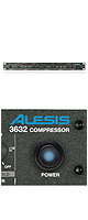 【限定1台】Alesis(アレシス) / 3632 COMPRESSOR - 2チャンネル・コンプレッサ -【箱ボロ品】『セール』『その他』