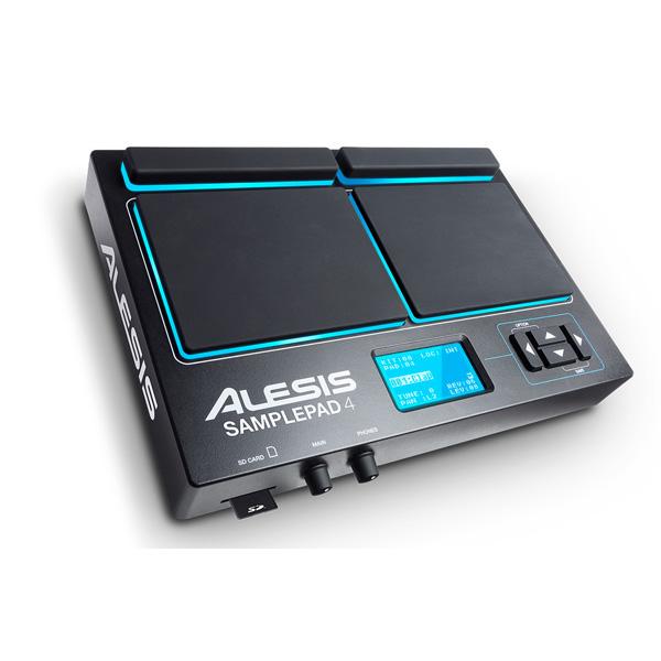 Alesis(アレシス) / SAMPLEPAD 4 - パーカッション・ドラム・サンプルパッド -