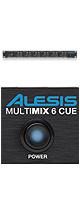 Alesis(アレシス) / MULTIMIX 6 CUE - 6CHミキサ&ヘッドフォンアンプ -