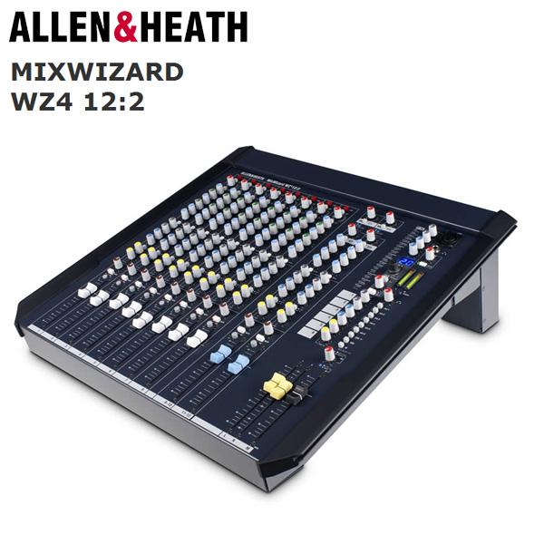 Allen&Heath(アレンアンドヒース) / WZ4 12:2  -多目的トミキサー- ■限定セット内容■→ 【・OAタップ ・世界No1 Belden8423ケーブル 】