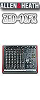 Allen&Heath(アレンアンドヒース) / ZED-10FX 【USB端子搭載・アナログミキサー】