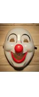 Ansee / Clown Mask - クラウン ピエロ ハーフマスク - ハロウィングッズ