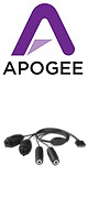 Apogee(アポジー) /  Duet for iPad & Mac Breakout Cable 0491-0019-0008 - ブレイクアウト・ケーブル