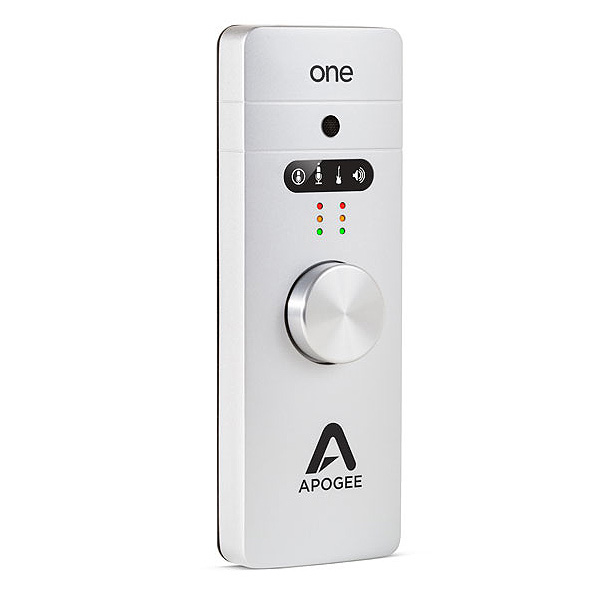 Apogee(アポジー) / ONE for Mac - Mac対応オーディオインターフェース (マイク内蔵) - ■限定セット内容■→ 【・ヘッドホン(OV-X8) 】