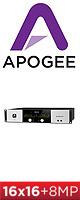 Apogee(アポジー) /  Symphony I/O 16×16+8MP SIOC16X16+8MP  - モジュラー式マルチ・チャンネル・オーディオ・インターフェイス ■限定セット内容■→ 【・OAタップ】