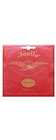 Aquila(アクイラ) / AQ-TLG/S 72U 【テナー レッド アンワウンド弦 LOW G】 -ウクレレ弦-