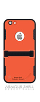 "Armour Shell / iPhone 6 Plus Waterproof Cell Phone Protective 5.5"" Case (Orange) - iPhone ケース -"
