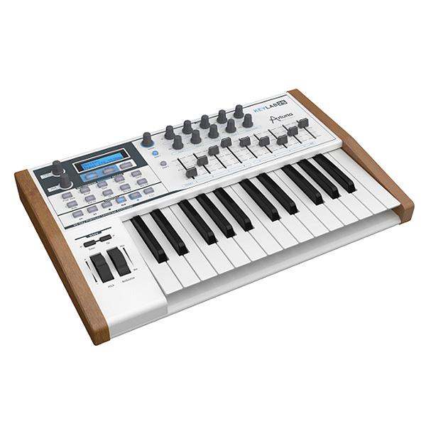 Arturia(アートリア) / KEYLAB 25 -ソフトシンセ ANALOG LAB 付属- 25鍵MIDIキーボード