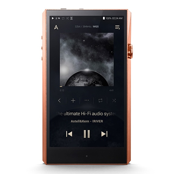 Astell&Kern(アステル&ケルン) /A&ultima SP1000(Copper)256GB -ハイレゾ音源対応 ポータブルオーディオプレーヤー  -