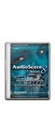Avid(アビッド) / AudioScore Ultimate 8 -楽譜作成ソフト-