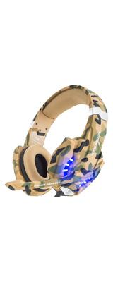BENGOO / G9000 (Camouflage) - PS4対応 ゲーミングヘッドセット - 1大特典セット