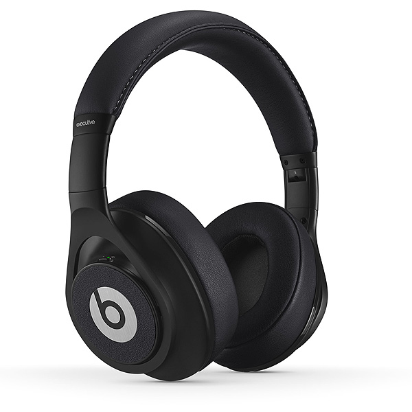 Beats by dr. dre(ビーツ) / Executive Black (BT OV EXE BLK) - ノイズキャンセリングヘッドホン -