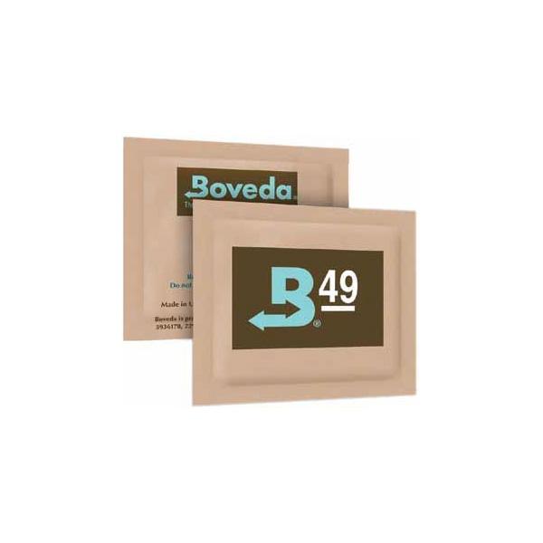 BOVEDA(ボヴェダ) / 楽器専用湿度コントロール B49 - 2ウェイ湿度コントロール - 【1パック】