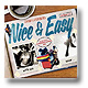 KC from Chomoranma / Nice & Easy Volume 13: Lovers & Culture Mix [MIX CD]