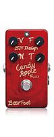 BearFoot Guitar Effects(ベアフットギターエフェクツ) / Candy Apple Fuzz Gold -ファズ- [国内正規品] 《ギターエフェクター》 大特典セット