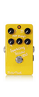 BearFoot Guitar Effects(ベアフットギターエフェクツ) / Sparkling Yellow Overdrive 3 -オーバードライブ- [国内正規品] 《ギターエフェクター》 ■限定セット内容■→ 【・Fender ピック 】