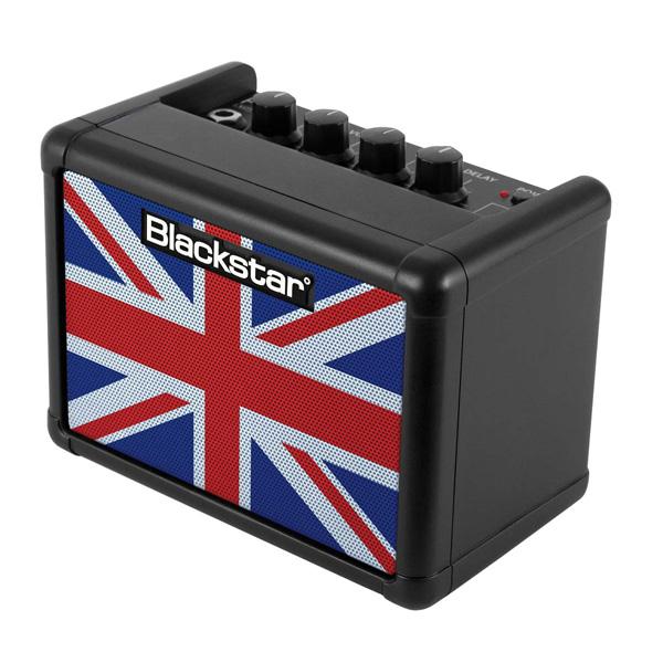 Blackstar(ブラックスター) /FLY 3 Union Jack Black - バッテリー駆動 - ギターアンプ -