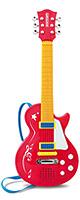 【アウトレット品/小キズ有】Bontempi(ボンテンピ) / エレクトリック ロックギター (24 5831) おもちゃのギター 【正規輸入品】