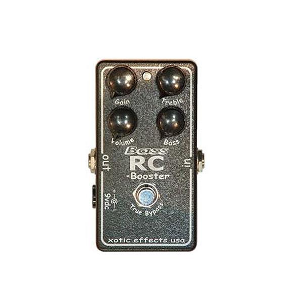 Xotic(エキゾチック) / Bass RC Booster -ブースター- 《ベースエフェクター》