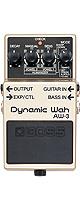 Boss(ボス) / Dynamic Wah AW-3 - オートワウ 《ギターエフェクター》 2大特典セット