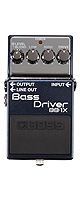 Boss(ボス) / BB-1X Bass Driver - コンパクトベースプリアンプ -