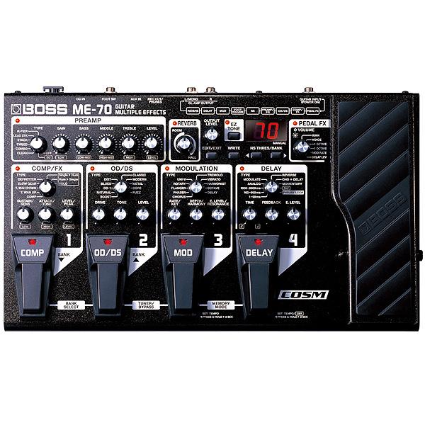 Boss(ボス) / ME-70 - ギターマルチエフェクター -
