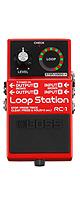■ご予約受付■ Boss(ボス) / RC-1 Loop Station - ルーパー - 《ギターエフェクター》 2大特典セット
