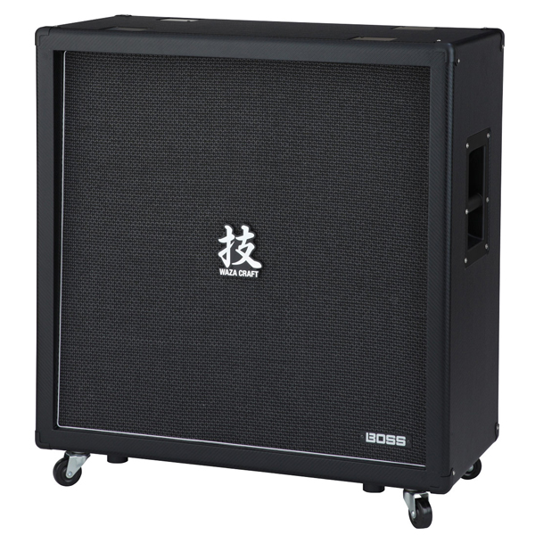 Boss(ボス) / WAZA Amp Cabinet412 (WAZA CRAFT) WAZA-CABINET412 - キャビネット -